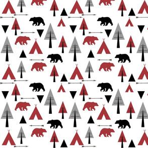 bear camp // Lumberjack