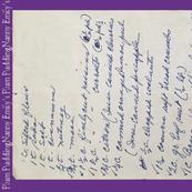 Nanny Emily's Plum Pudding Recipe