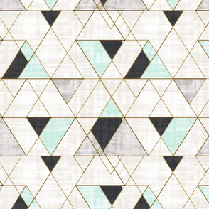 Mod_Triangles_Vintage_BW_Mint