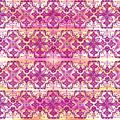 Ethnic Boho Ornament 5