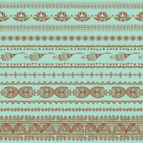 Moroccan Lace_Mint
