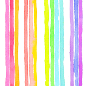 stripes rainbow