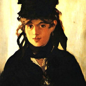 Portrait of-Berthe-Morisot