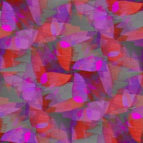 Leaf Illusion (Pink)