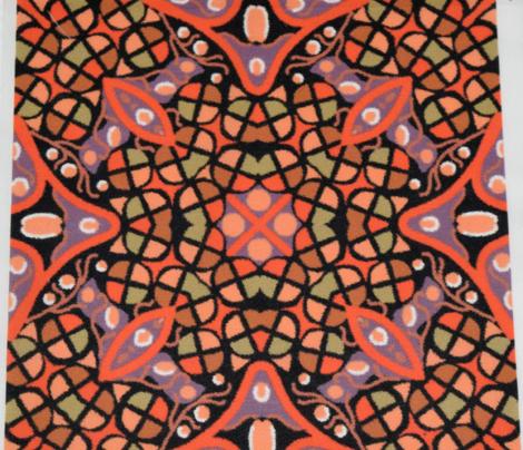 Kaleidoscope Autumn Colors