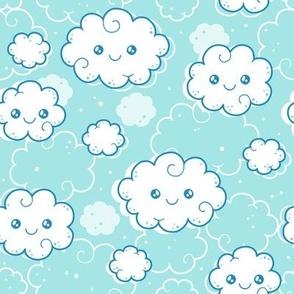 Cuddly Cute Clouds