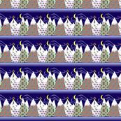 Mountain Chalet Gift Wrap