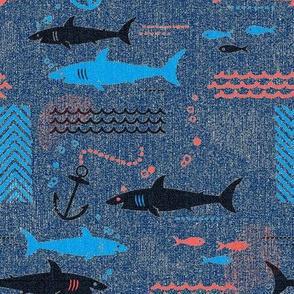 Sharks! 1b