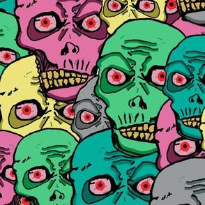 Herd of Zombie