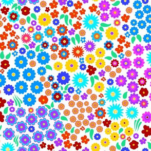 Floral Brights 4