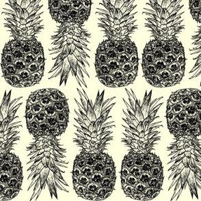 Little Nude Pineapples & Cream