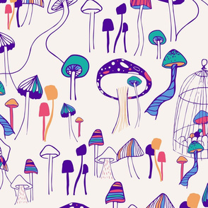 Mushroom Meeting II