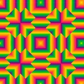 3D Rainbow, Warm