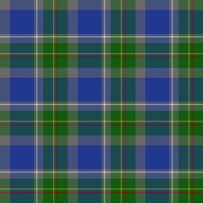Connecticut official tartan - dark