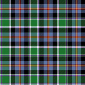 Colorado official tartan - faded