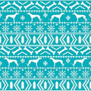 greyhound fair isle fabric cute holiday xmas christmas fabrics dog fair isles fabric cute christmas fabrics