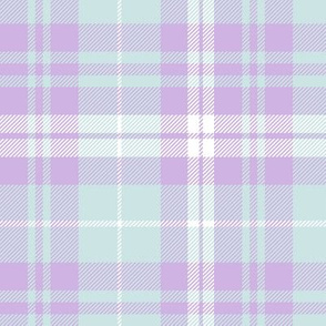 plaid lilac grove || the lilac grove collection