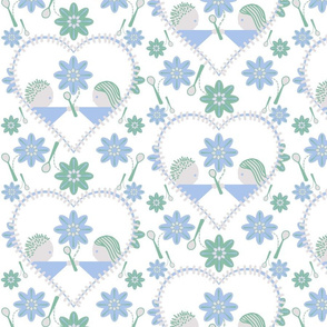 Spoonflower's heart