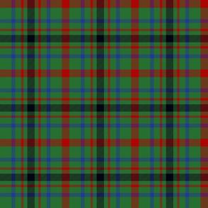 "MacDonagh tartan - 6"""