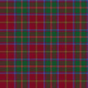 "MacDonald of Glencoe tartan - 6"""