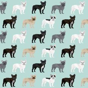 french bulldogs fabric mint frenchies dog fabric cute french bulldog designs cute french bulldogs fabrics