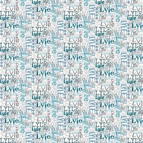 lyle letterquilt