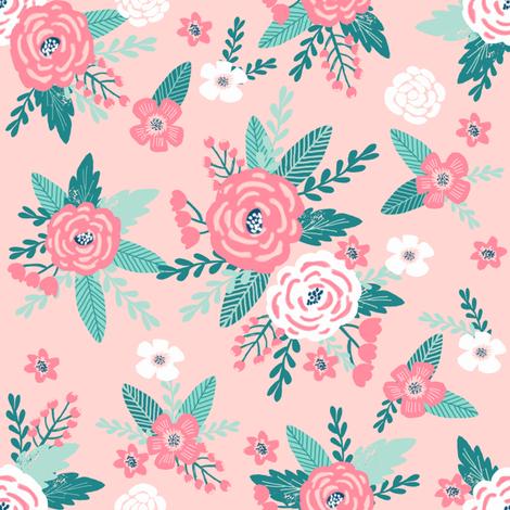 floral fabric cute florals fabric cute dog coordinate