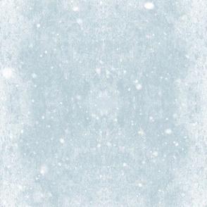 Icy Blue - snow overlay ©Linda Christiansen