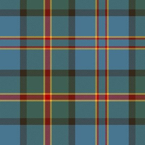 Hawaii official state tartan
