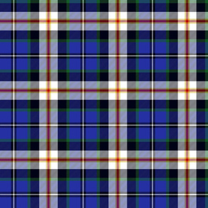 Iowa official dress tartan