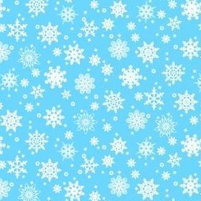 Snowflake Ditsy