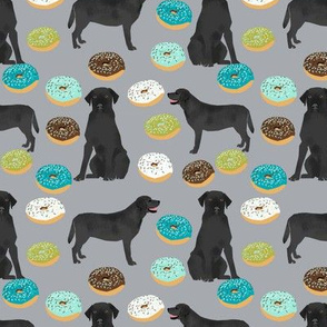 black labrador donuts fabric cute lab dog fabric best labrador retriever fabrics cute dogs and donuts designs