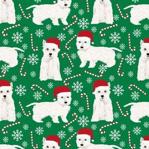 westie christmas fabric west highland terrier fabrics cute westie dog fabric christmas fabrics cute west highlands fabric
