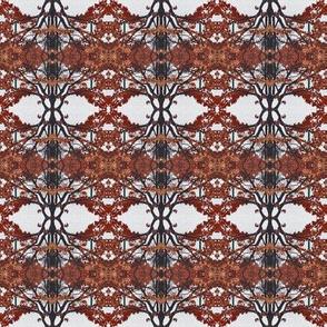 Rustic Autumn Lace