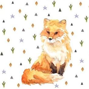 Fox / Wild One Aztec