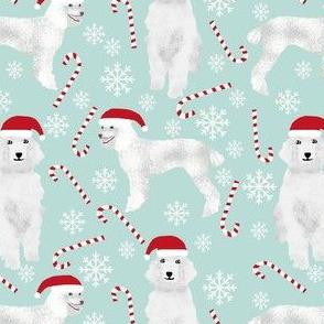 poodle christmas fabrics cute dogs xmas holiday fabrics cute poodle
