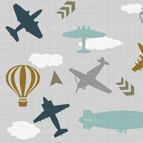 Vintage Air Travel
