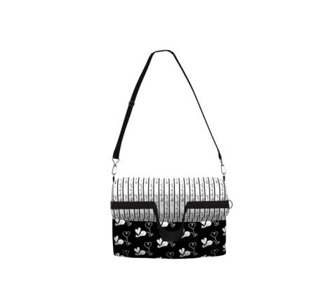Light-n-bug (black & white)