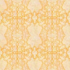 Project 157 | Gold Filigree | Cream