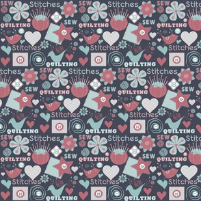 SPOONFLOWER STITCHES