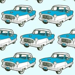 1961 Series IV Nash AMC Metropolitan