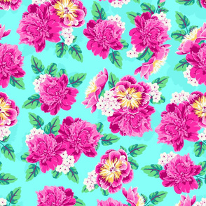 Pretty Peonies Floral