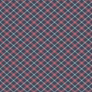 SPOONFLOWER STITCHES TARTAN