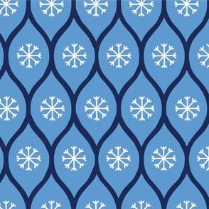 Snowflake Grid