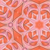 Flamingo basic tile