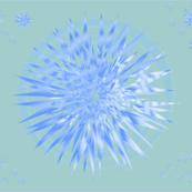 Ice Shatter Fat Quarter