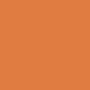 Past The Garden Gate Solids: Orange Peel.  Bittersweet Colorway