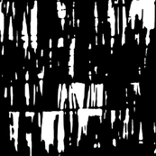 Crowd black white