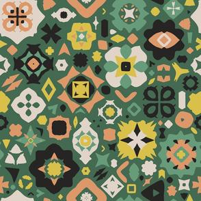 Kaleidoscope Motifs