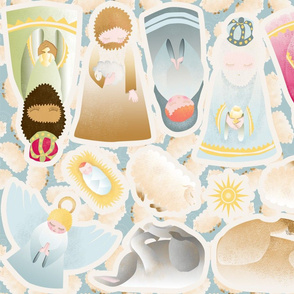 nativity_cut_and_sew_fat_quarter